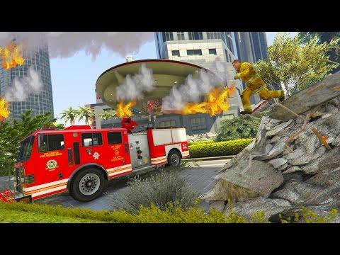 GTA 5: CHAOS IN LOS SANTOS!!