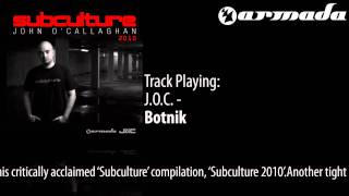 J.O.C. - Botnik [Subculture 2010 Album Previews]