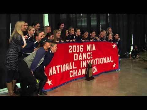 SAUtv: SAU Dance Team Wins National Title
