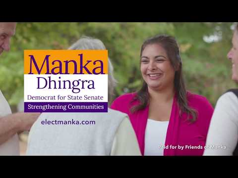 Manka Dhingra: Stronger Communities