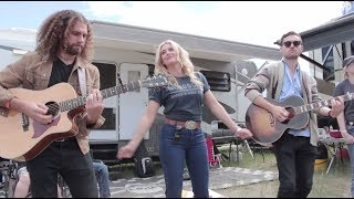 Stephanie Quayle Performs 'Selfish' for Headwaters Campers