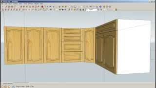 Sketchup Door Maker - Simplified