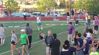 Jazmin Scott Outdoor 400 Meters: Kyle McIntosh Twilight Track Meet