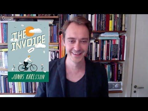 Kirkus TV  with Author Jonas Karlsson
