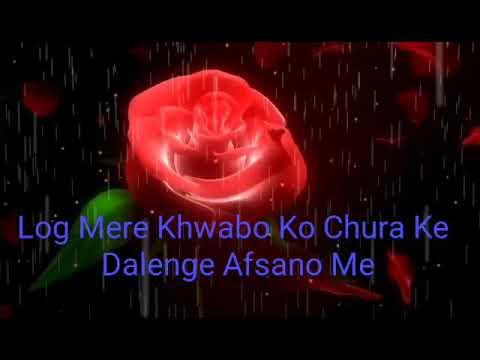 New whatsapp status. Mohd Rafi Mujhko mere baad zamana dhoondhega best whatsapp status by AllTheBest