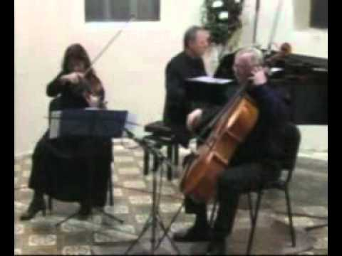 Bedřich Smetana - Trio in G minor Op. 15, III. Finale. Presto.mp4
