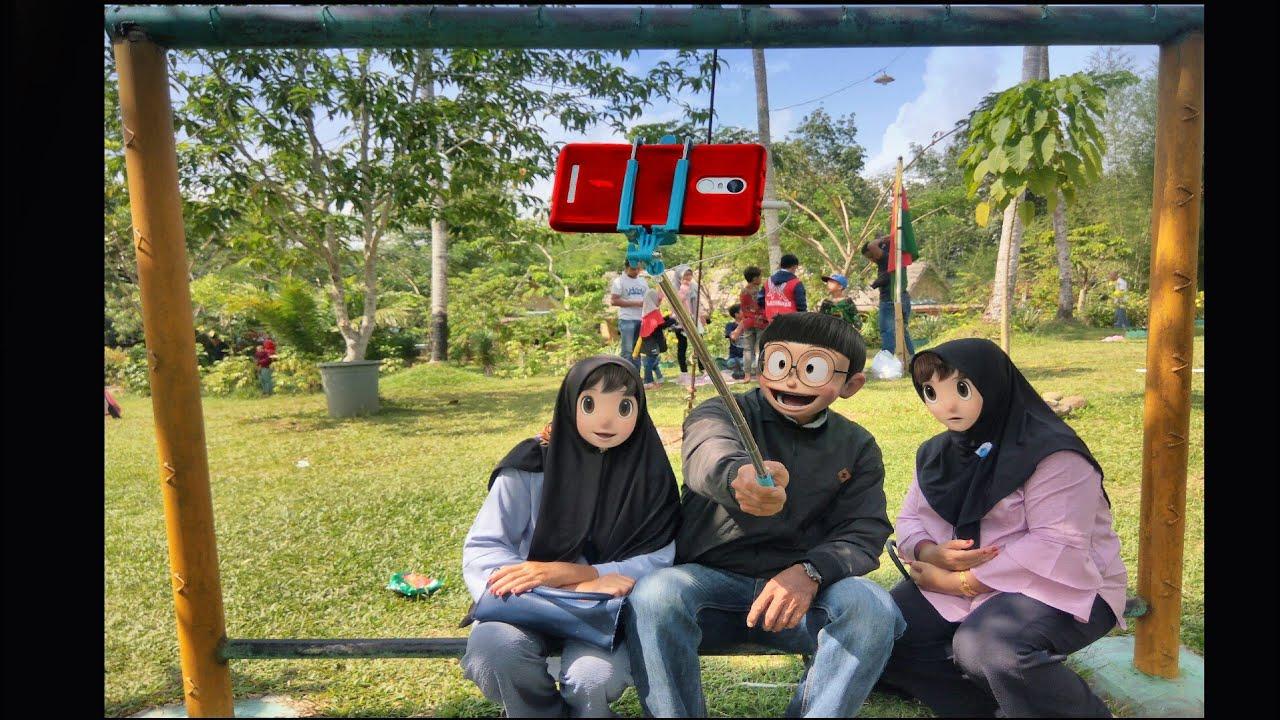 Cara Edit Foto Ganti Kepala Nobita 3d Di Picsay Pro Youtube