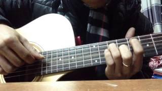 Hướng Dẫn Guitar - Lặng Thầm Một Tình Yêu (Thanh Bùi) by Le Phuong