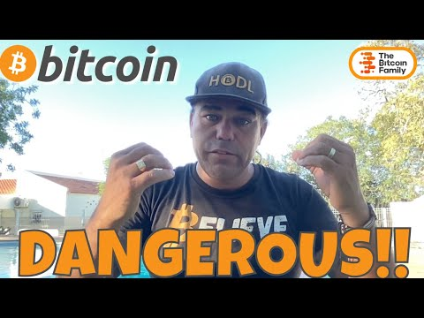 WARNING!!! BITCOIN IS BEING BOUGHT UP AT THESE LEVELS AND THIS IS NEXT!!