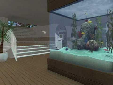 modern house design sims 2 youtube
