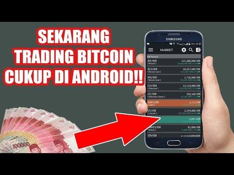 SAATNYA!! Trading Hanya Dengan Android!! GAMPANG! SIMPLE!!