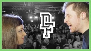DEFFINITION VS DEKAY Don't Flop Rap Battle