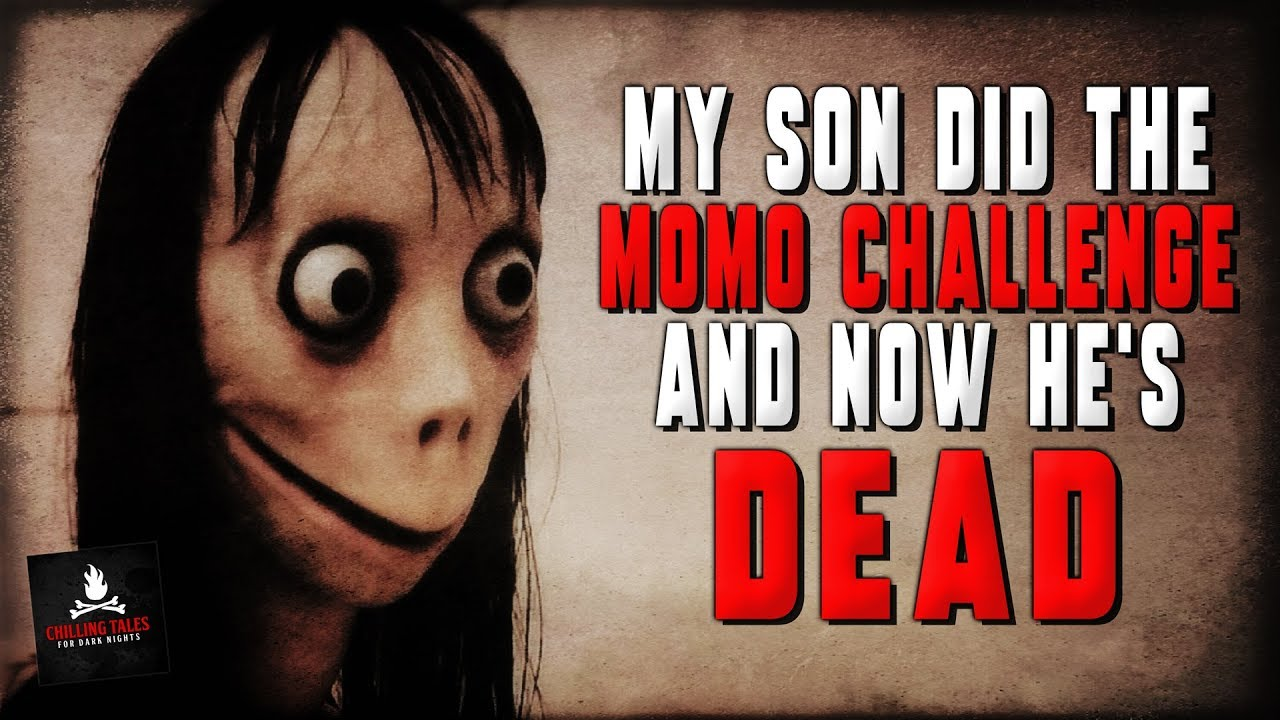 My Son Did the Momo Challenge - Creepypasta