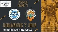Rediffusion Evreux - Le Portel / Match 1 de la Finale des Play-Offs 2015/16