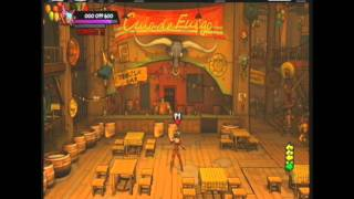 Lucha Fury Demo Gameplay
