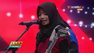 VoB (Voice of Baceprot) - Jalan Kebenaran - Live At KompasTV Studio