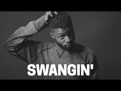 Isaiah Rashad ft. Kendrick Lamar Type Beat - Swangin (Prod by RicandThadeus)