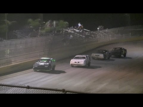 V8 Thunder Stocks - Hendry County Motorsports Park 12-12-15