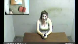 🐞Amber Hilberling Police Room Video (full video)