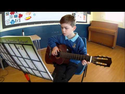 """""""Russian Dance"""" by Julian Ward performed by a year 4 child"""