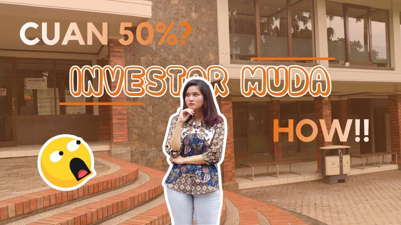 Kisah Investor Muda UG #19 - Saskia Delfiana Siahaan | GI BEI Universitas Gunadarma