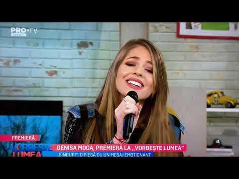 Denisa Moga @Vorbeste Lumea - Pro TV
