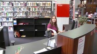 La bibliothèque de l'UNIGE