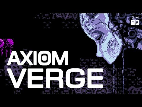 Getting Lost In Axiom Verge   Game Maker's Toolkit
