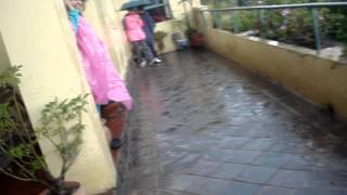 La llvvia