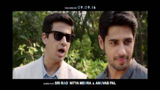 Jai And Tihaar| Baar Baar Dekho | Dialogue Promo