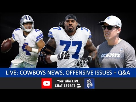 Cowboys Report With Tom Downey (Sept. 30th)