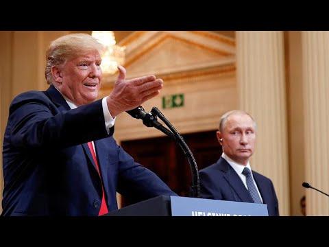 euronews (en español): Trump invita a Putin a la Casa Blanca