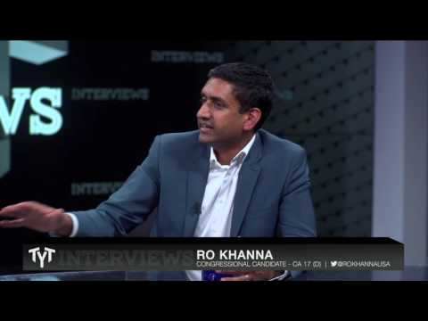 Ro Khanna Interview With Wes Clark Jr. On The Young Turks