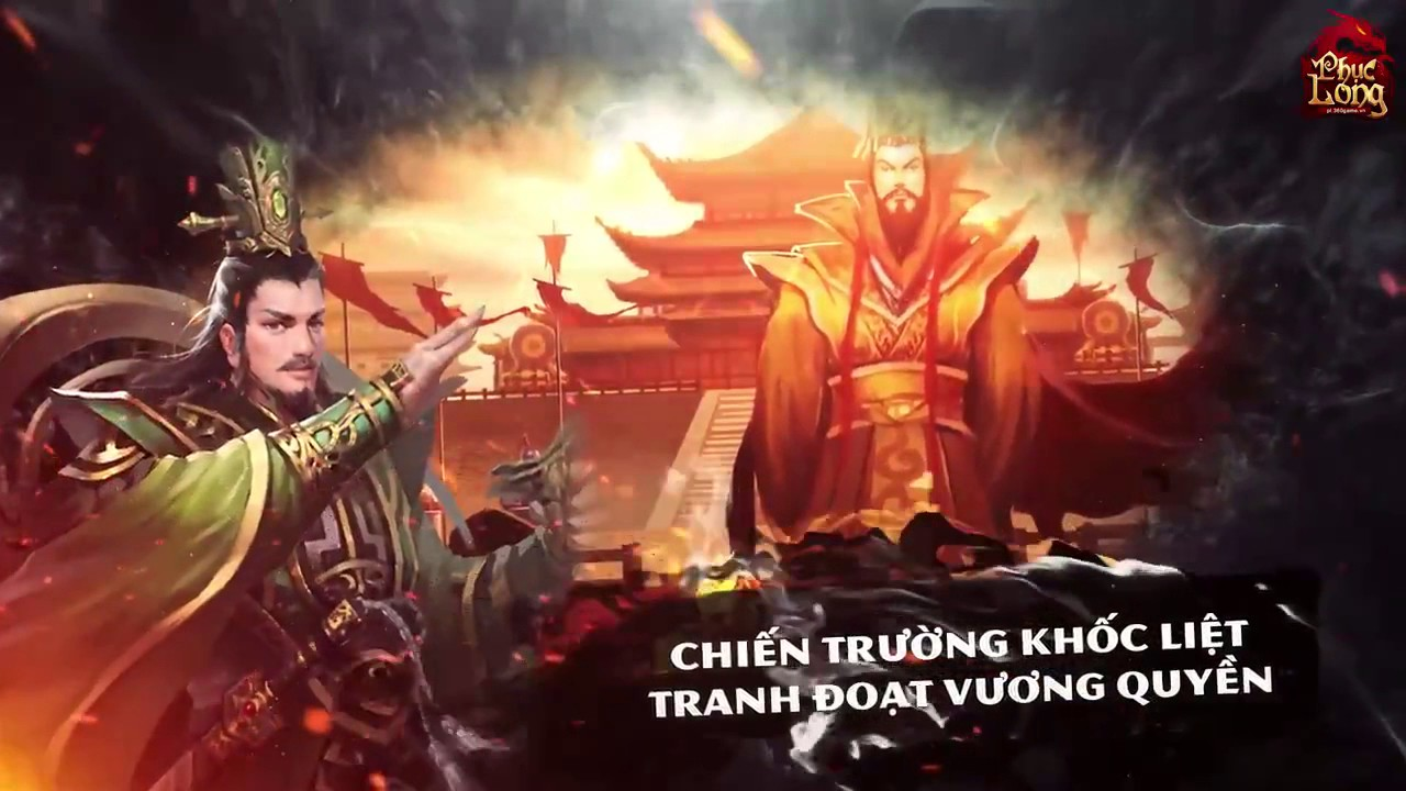 [ 360Game.vn ] Phục Long –  Webgame Chiến Thuật Tam Quốc Cân Não Cao Thủ Trailer