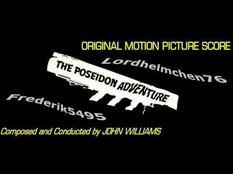 THE POSEIDON ADVENTURE   Soundtrack Score Suite (John Williams)