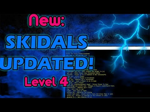 NEW ROBLOX EXPLOIT: SKIDALS!│Patched!│100 COMMANDS. PEPE, FORCE-CHAT AND MORE!