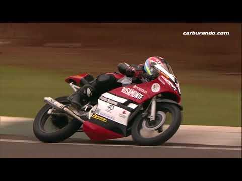Resumen de la Junior Cup 250 del Superbike Argentino en Posadas