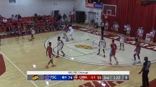 UWA Men's Basketball vs. Florida Southern