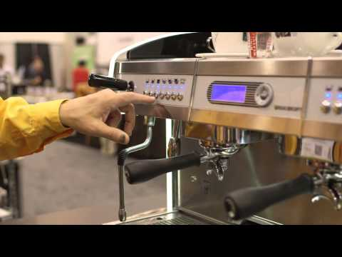 Inside Look: Wega Concept Automatic Volumetric Espresso Machine