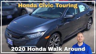 2020 Honda Civic Touring Walk Around