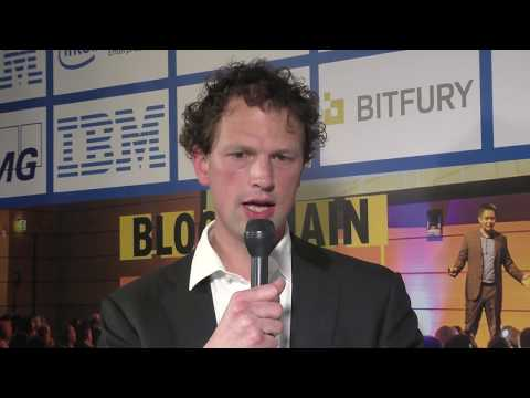 Janko Gorter (Dutch Central Bank/DNB): 'Legislation doesn't happen quickly' | Interview BIC18