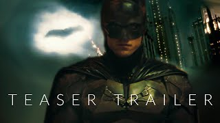 The Batman(2021) - OFFICIAL TRAILER (Alternate Version)- Robert Pattinson DC Film