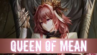 Nightcore Queen Of Mean