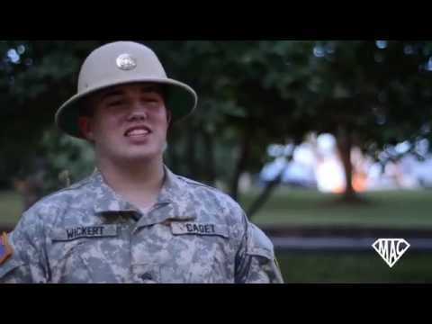 Earning The Pith: Cadet Troop Handlers Academy
