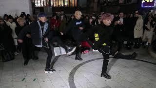 JHKTV]홍대댄스 디오비hong dae k-pop dance DOB MIC Drop - BTS