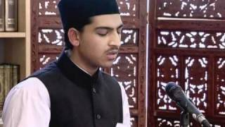 Jamia Class Ahmadiyya UK: 23rd October 2010 - Part 3 (Urdu)