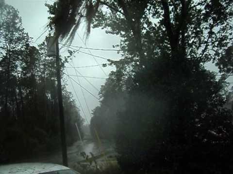 Hurricane matthew palm coast 10-7-16