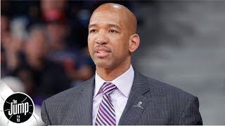 Lakers could be 'stalling' until Monty Williams gives them an answer - Ramona Shelburne | The Jump