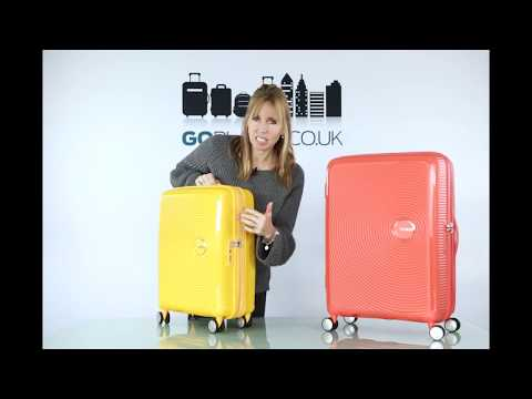 American Tourister Soundbox Review By Go Places