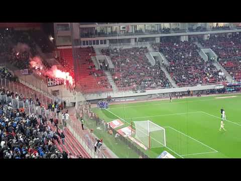 Greece Vs Bosnia Herzegovina 0-1 Goal (Miralem Pjanic) WCQ 2016 (4K)